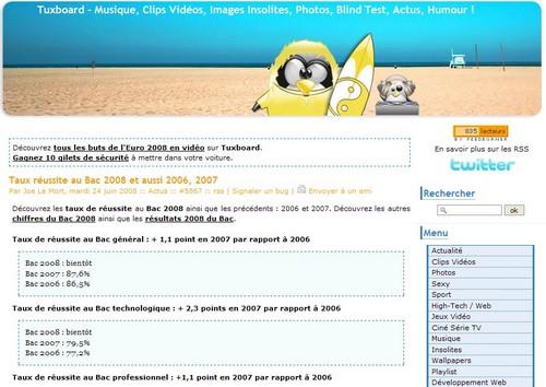 Bientot-web-tuxboard