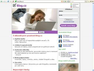 Blog-cz