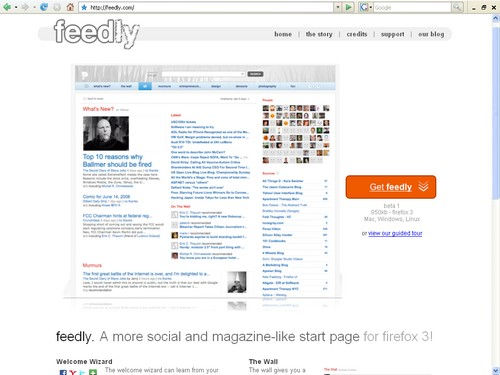 Feedly-screenshot