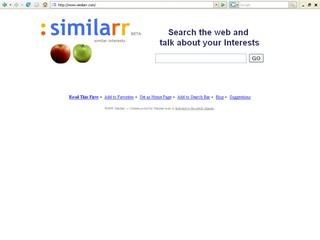 Similarr